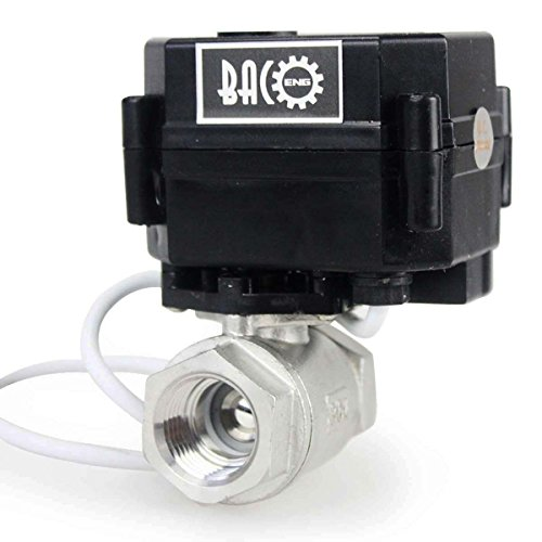 Hydraulic Solenoid Valve (Baco engineering 1/2