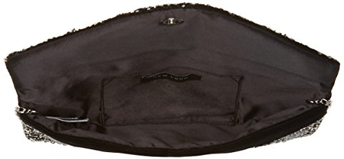 Clutch Black New Look Look Black Womens Clutch Sylvie New Star Womens Sylvie Star wfqFEU