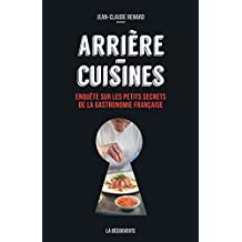Arrière-cuisines (Cahiers libres) (French Edition)