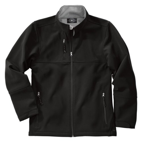 Charles River Apparel Men's Ultima Soft Shell Jacket, XX-...