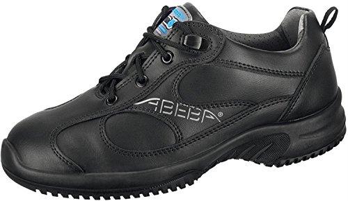 Abeba Uni6 zapatos colour blanco negro