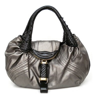 Spy purses Dark Silver bags celebrity fashion handbags (Spy Bag Celebrity)