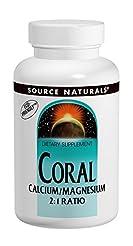 Source Naturals Coral Calcium/Magnesium ...