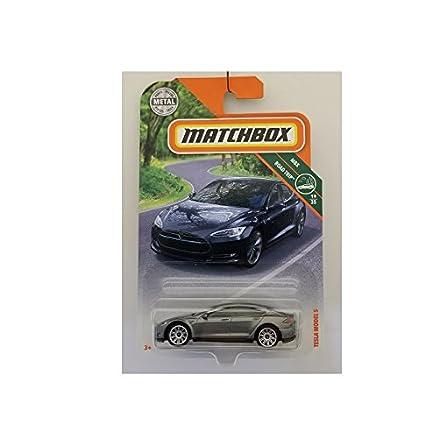 Matchbox Mattel Mainline MBX Road Trip   Tesla Model S
