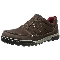 Ecco Men's Urban Lifestyle Chelsea Slip On Shoe Size EU 43 US 9-9.5 Espresso