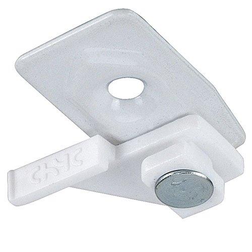 Riel Chyc Support plafond pour rail avec étrier P950 Blanc 5431650
