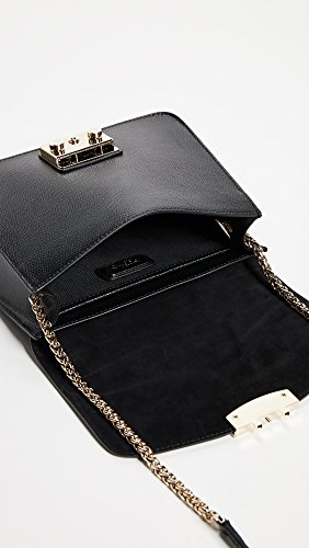Bag Black Body Small FURLA Metropolis Women��s Crossbody Cross Onyx nvAwTHCqY