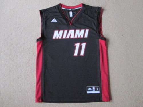 Miami Heat NBA Baloncesto Camiseta - Chris Andersen # 11 - Mens pequeño New - New sin Etiquetas: Amazon.es: Zapatos y complementos