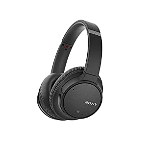 Sony CH700N Wireless Bluetooth Noise Cancelling Headphones – WH-CH700N/B (Certified Refurbished)