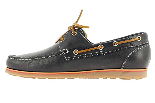 Callaghan 80807 Marea - Zapato náutico Azul para hombre Azul