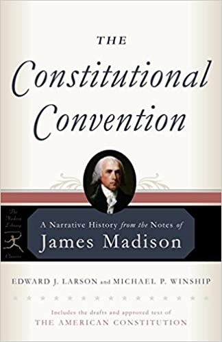 The Federalist A Commentary on the Constitution of the United States Modern Library Classics