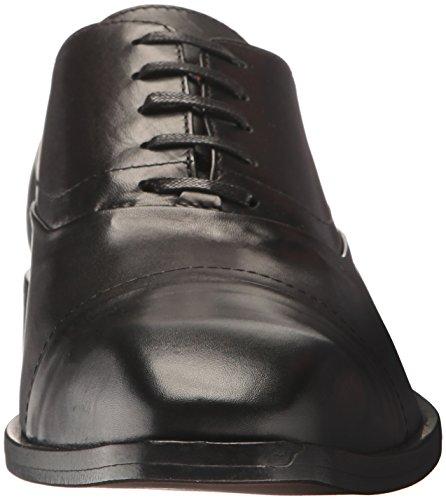Donald J Pliner Para Hombre Valerico Oxford Black Calf
