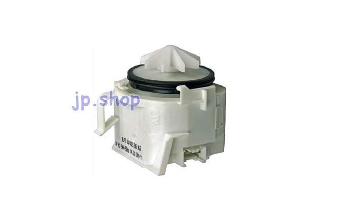 Bosch Siemens - Bomba de desagüe para lavadora con conexión de ...