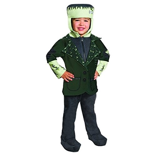 Onceuponasale Universal Studios Monsterville Frankenstein 2T-3T Toddler Costume Halloween Cute! -