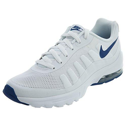 Invigor Course Air De Blue White Nike Max Homme Chaussures gym Print EH1SBq