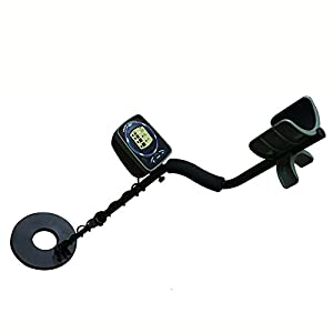 Qwest New Metal Detector Treasure Hunter Variable Size by Qwest