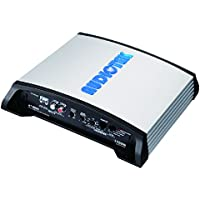 Audiotek At800S 2 Channels Class Ab 2 Ohm Stable 1100W Stereo Power Car Amplifier W/ Bass Control