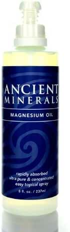 Ancient Minerals Magnesium Oil - 8 oz.