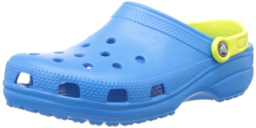 Adulto Ocean Sabot Crocs Unisex Classic citrus 1wtAq