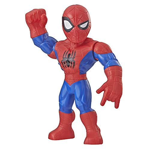 Mega Mighties Spider-Man is a fun toy for preschool-aged boys who like superheros
