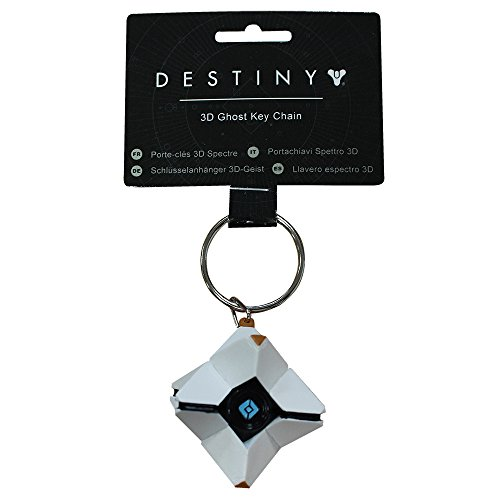 Official+Destiny+2+3D+Ghost+Key+Chain+%2F+Keyring