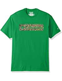 Apparel Men's Cheyenne T-Shirt with Realtree Camo Graphic