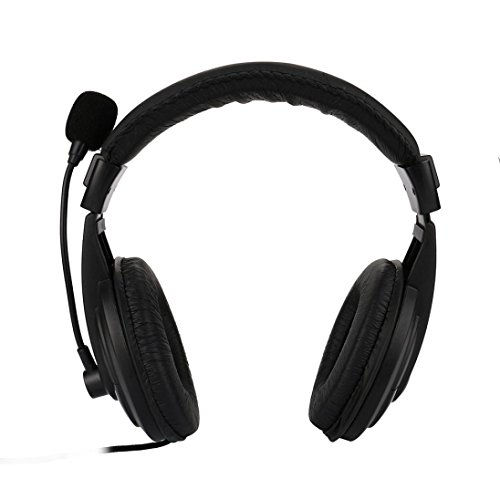 Sonmer Wired Stereo Gaming Music Headset with Mic