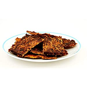 100g Roo Jerky Natural Healthy Air Dried Dog Treats Click on image for further info.