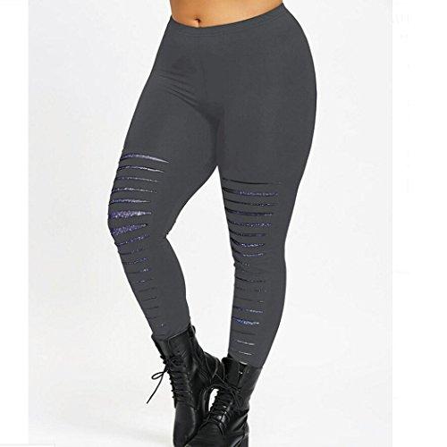 Jeans Impero Grau Donna Jeanshosen Itisme vPqw84