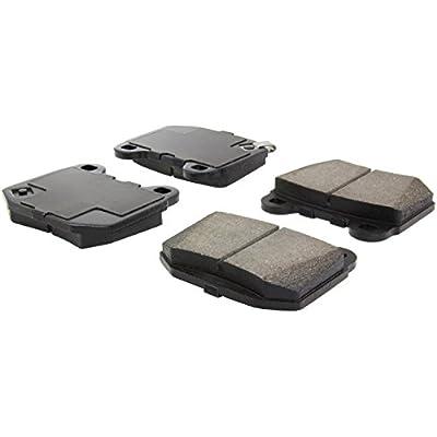 StopTech 309.09610 Street Performance Rear Brake Pad: Automotive