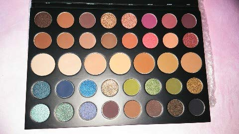Authentic 39A Dare to Create Palette by Morphe brush cosmetics