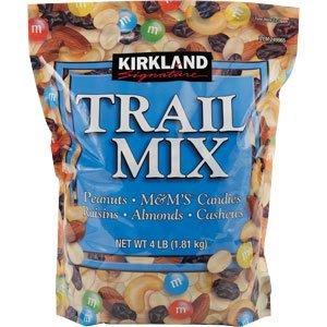 Kirkland Signature Trail Mix , 4lbs - Pack of 2 ()