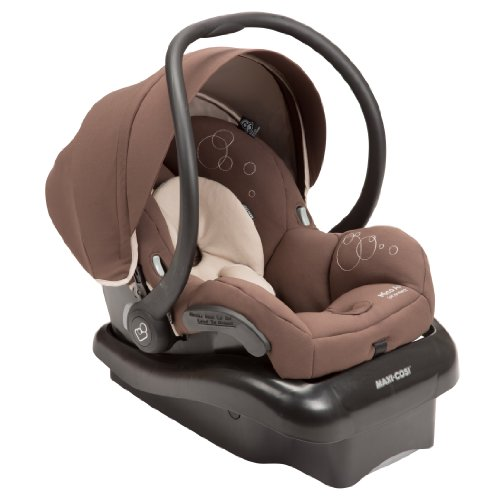 Maxi-Cosi Mico AP Infant Car Seat - Brown (Graco Snugride Classic Connect Infant Car Seat Pasadena)