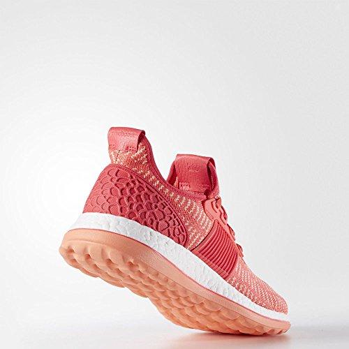 Adidas Pureboost Zg Prime Womens Loopschoenen Oranje Wit Aq6773