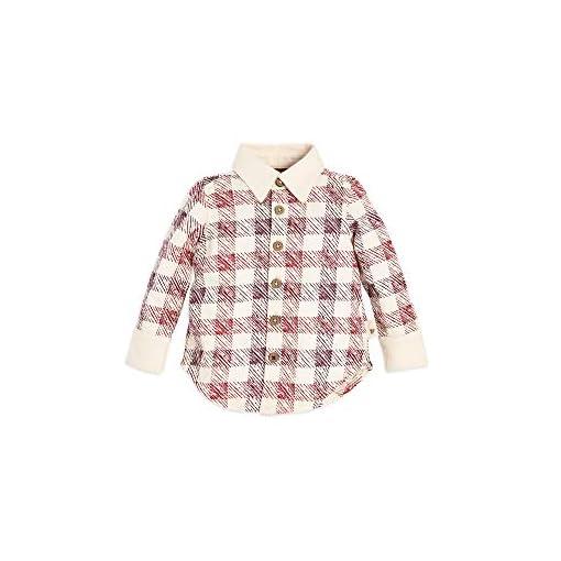 100/% Organic Cotton Baby Boys T-Shirt Short Sleeve V-Neck and Crewneck Tees Burts Bees Baby