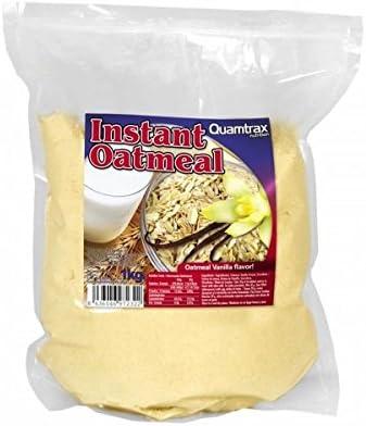Quamtrax oats meal, harina de avena con sabor, 900g: Amazon.es ...