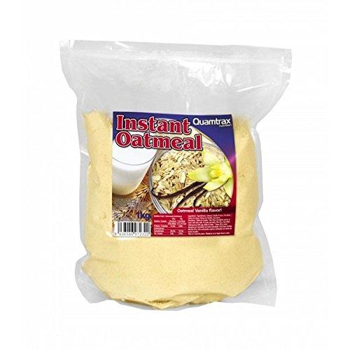 Quamtrax oats meal, harina de avena con sabor, 900g: Amazon.es: Alimentación y bebidas