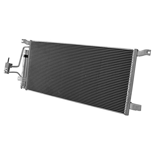 AC Condenser A/C Air Conditioning with Receiver Drier for GM SUV - 2003 Venture A/c Chevrolet
