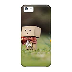 High-end Case Cover Protector For Iphone 5c(danbo Spring)