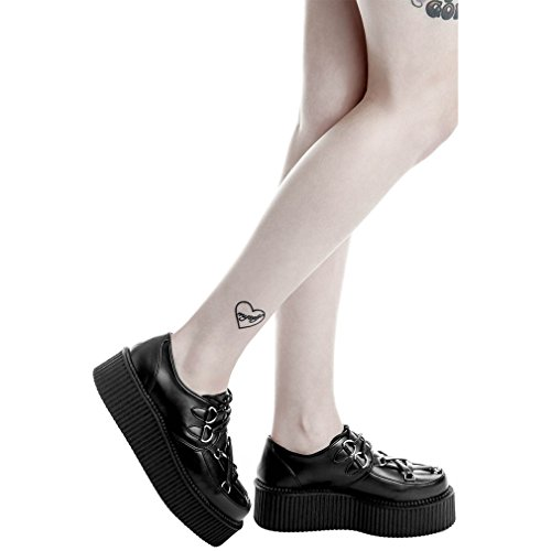 Nero Size Sneaker Nero Donna Killstar One Nero 7UqP07wz