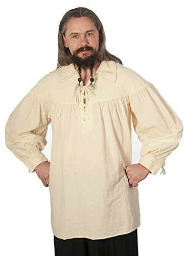 Sca Costumes (Dress Like A Pirate Heavy Cotton Historical LARP