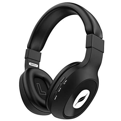 Leaf Bass 2 Over-Ear Wireless Bluetooth Headphones