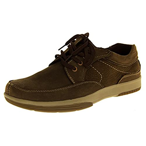 2a19346295f Yachtsman Mens Seafarer Casual Leather Summer Boat Deck Casual Shoes  durable modeling