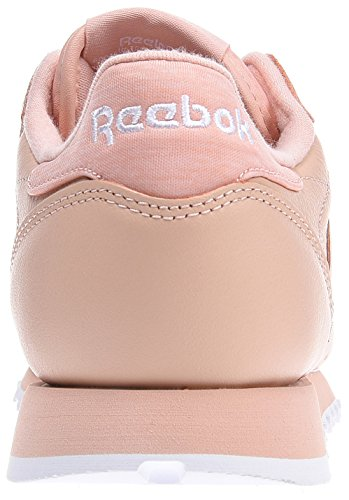 L Rose Baskets Classic Basses Reebok Cloud Femme white Leather ZqxEwqvUp