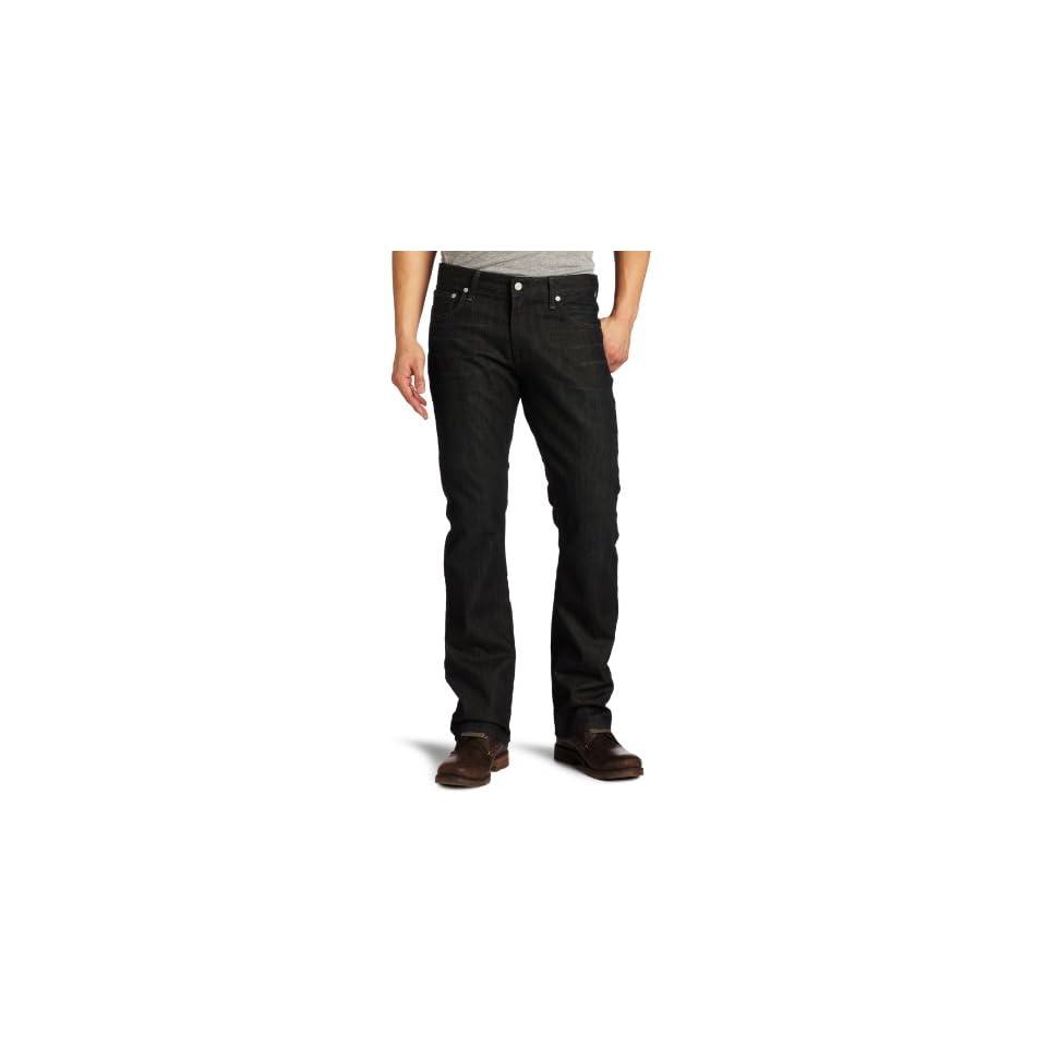 Levis Mens 527 Low Rise Boot Cut Jean, Fume, 33x32