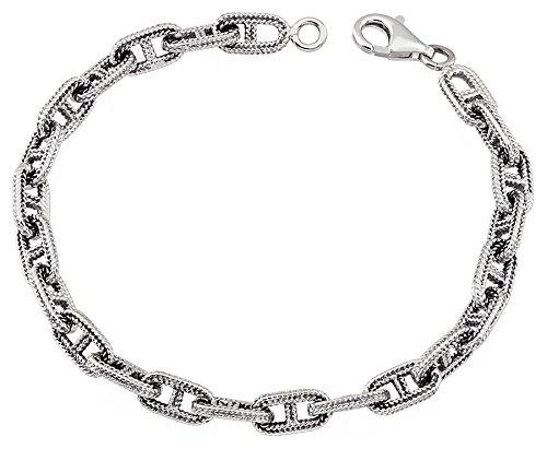 Orleo - REF8931 : Bracelet Femme Argent