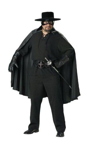Bandido Men's Costume Plus Size (XXL) -