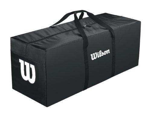 Wilson Team Equipment Bag, Black