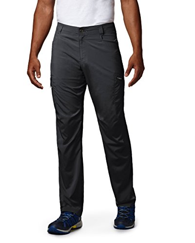 Columbia Mens Silver Ridge Stretch Pants  44  X 30   Black
