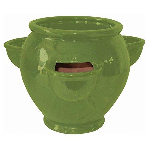 Craftware Round Ceramic Strawberry Pockets product image